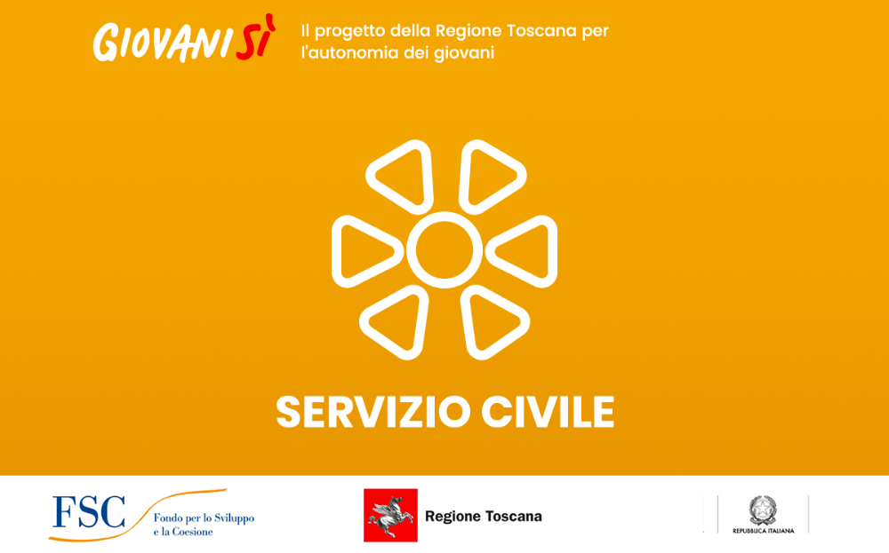 Maremma: 100 posti per il servizio civile di Giovani Si